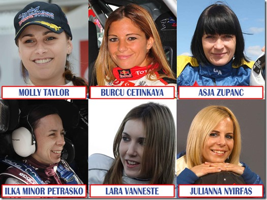 Female-World-Rally-Ranking